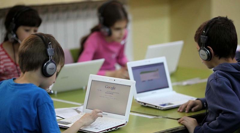 للمرة الأولى...أكثر من 175,000 طفل يستخدمون الإنترنت