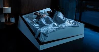 بالفيديو...الكشف عن سرير يخلصك من مضايقات شريكك أثناء النوم