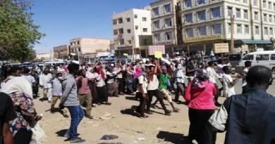"""الجامعة العربية: احتجاجات السودان """"شأن داخلي"""" ولا دخل لنا بها"""