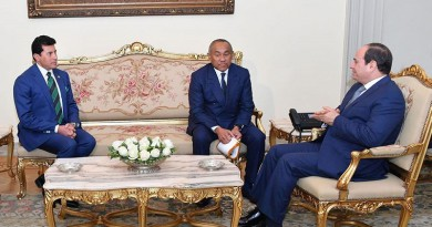 السيسي: مصر حريص على توفير متطلبات نجاح كأس الأمم الأفريقية