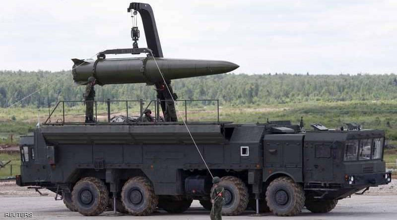 سباق التسلح يشتعل...موسكو تحدد موعد ظهور صواريخها الجديدة