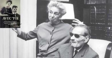 طه حسين وسوزان..بدونك أشعر أني أعمى حقاً