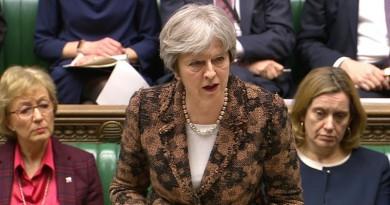 ماي تستعد لتأجيل التصويت مجددًا على خروج بريطانيا من الاتحاد الأوروبي