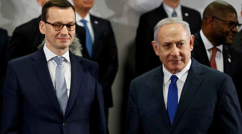 """بعد تصريحات نتنياهو عن """"المحرقة""""... رئيس وزراء بولندا يلغي زيارته لإسرائيل"""