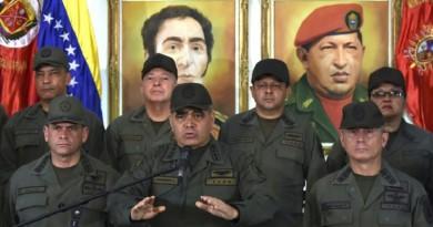 """فنزويلا في حالة """"التأهب"""" بعد تهديد ترامب"""