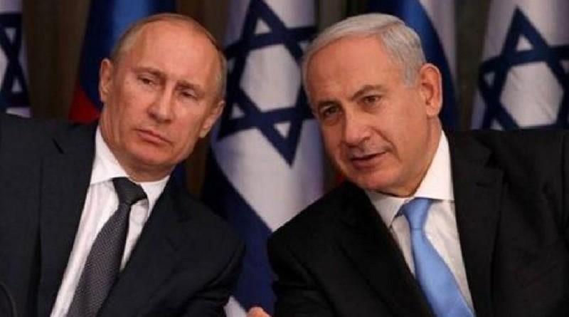 نتنياهو يجتمع مع بوتين في موسكو يوم 27 فبراير