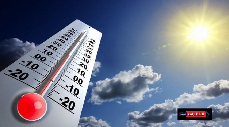 طقس الإثنين : ارتفاع ملحوظ في درجات الحرارة