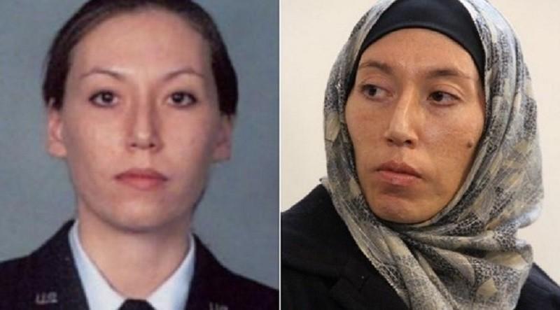 أمريكا تتهم ضابطة سابقة في سلاح الجو بالتجسس لصالح إيران