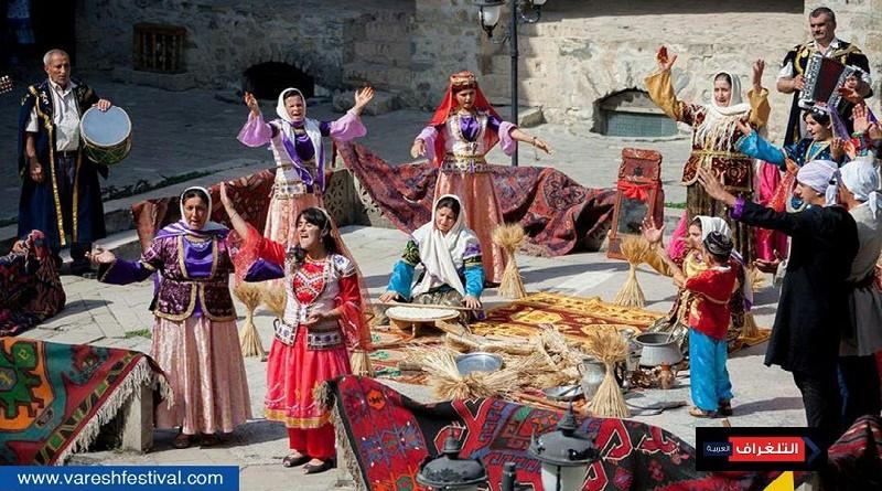 عرض أفلام تجسّد تقاليد المجتمع الآذربايجاني في مهرجان «وارش» التاسع للأفلام