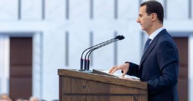 الأسد: الوطن ليس سلعة لأنه مقدس وله مالكون حقيقيون وليس لصوصًا