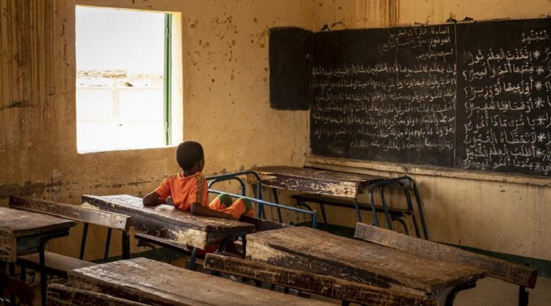 انعدام الأمن يضاعف إغلاق المدارس في منطقة الساحل الأفريقي بالعامين الماضيين