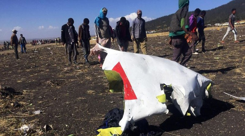 """بعد حادث إثيوبيا.. عمان تعلق تشغيل الطائرة """"بوينغ 737 ماكس"""""""
