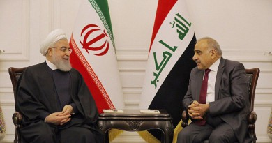 برلماني: لا توجد دولة في المنطقة أقرب إلى إيران من العراق