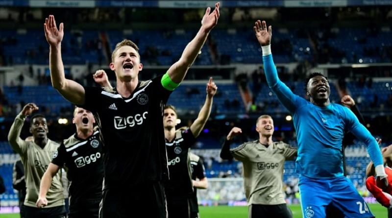 دوري الأبطال: أحفاد يوهان كرويف يجردون ريال مدريد من لقبه
