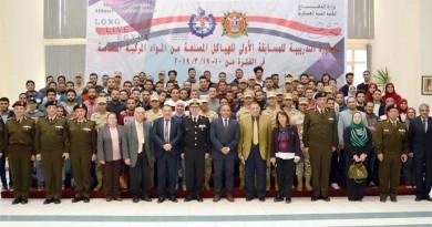 بالتعاون بين البحث العلمي والفنية العسكرية تنظم المسابقة الأولى للهياكل المصنعة