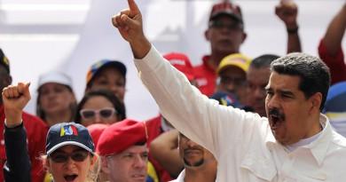 """فنزويلا تطلق برنامج """"الخزان الأزرق"""" لتلبية احتياجات السكان بالمياه"""