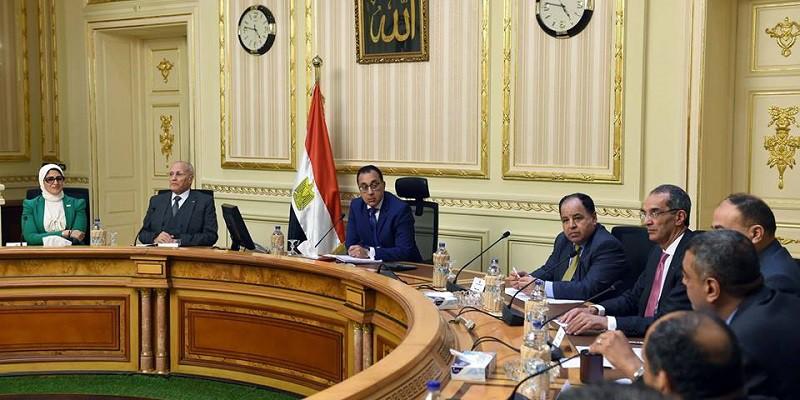 رئيس الوزراء يتابع إجراءات ميكنة منظومة التأمين الصحي ببورسعيد