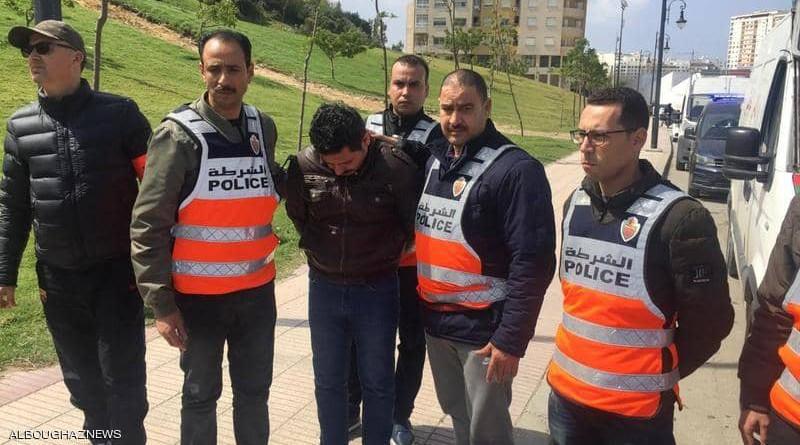 مصري يرتكب جريمة بشعة في المغرب.. ويعيد تمثيلها