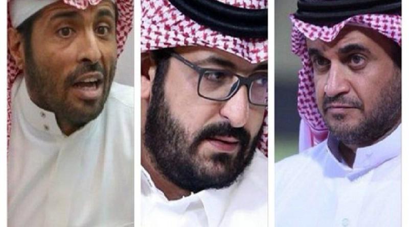 الانضباط السعودى تُغرم رؤساء الهلال و النصر و الشباب 820 ألف ريال