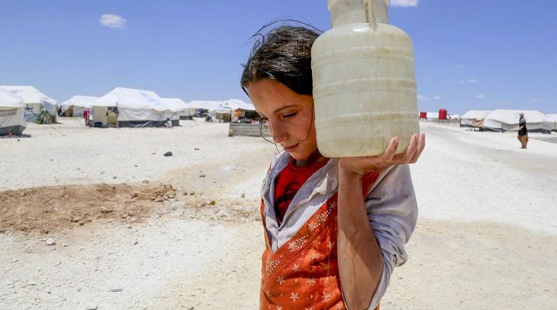 دور المياه في النزاعات بجميع أنحاء العالم