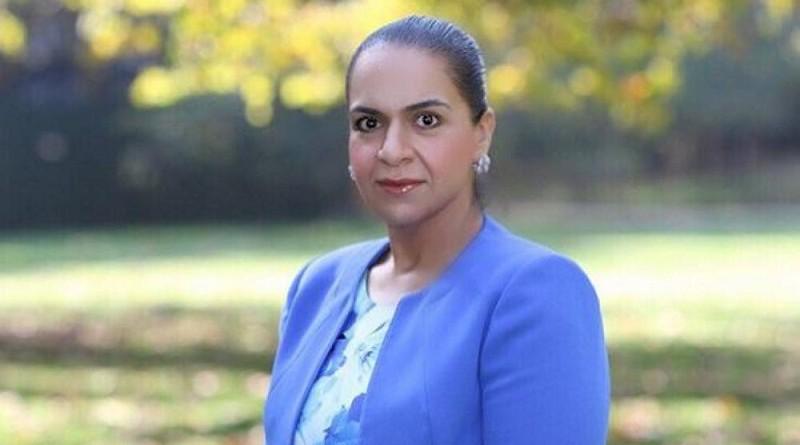 نانسي جمال: أترقب اليوم الذي لا يحتاج فيه الشعب سوري للدعم الإنساني