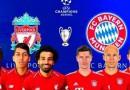 بايرن ميونخ وليفربول دوري أبطال أوروبا
