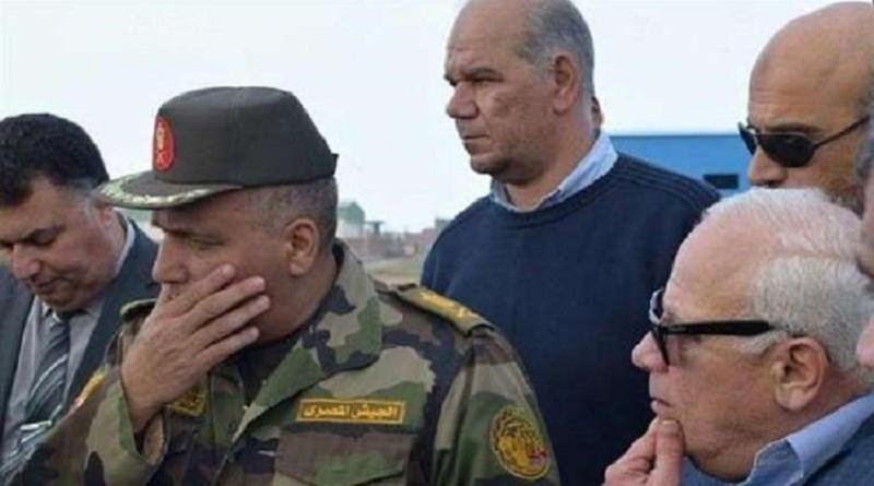 تعيين رئيس جديد للهيئة الهندسية للقوات المسلحة المصرية