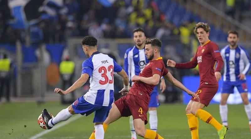 روما وبورتو دوري أبطال أوروبا