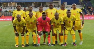 تأهل زيمبابوي والكونغو الديمقراطية لكأس الأمم الأفريقية