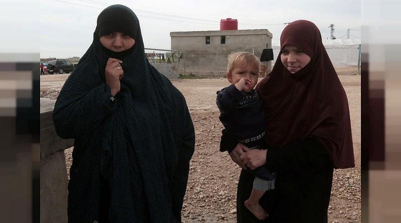 """بلجيكيتان نبذتا """"داعش"""" تخشيان ألا يعود أطفالهما أبدا للوطن"""