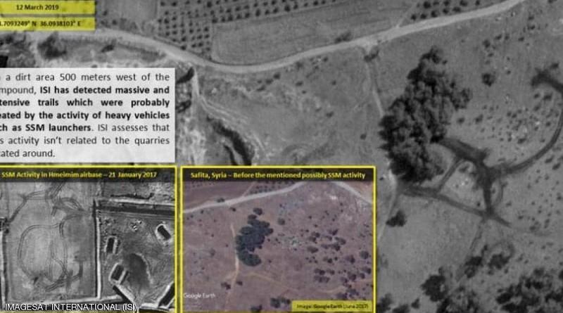 """إسرائيل تنشر صورا فضائية لمصنع صواريخ """"أرض - أرض"""" دقيقة"""