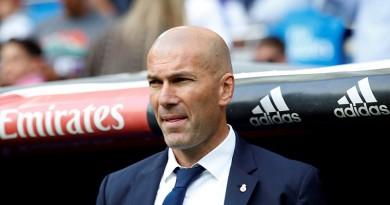 هل يعود زيدان لتدريب ريال مدريد؟