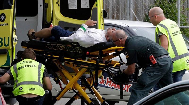 40 قتيلًا في هجوم على مسجدين بنيوزيلندا