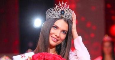 صورة تفضح ملكة جمال روسية وتجردها من اللقب