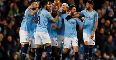مانشستر سيتي ثالث فريق إنجليزي يتأهل لربع نهائي دوري الأبطال