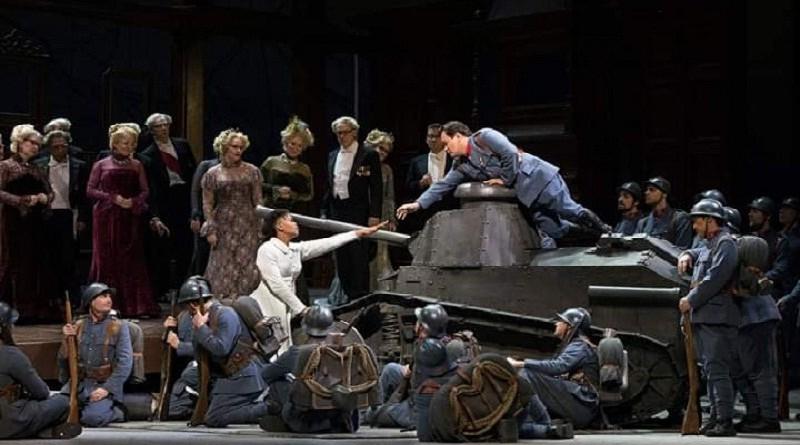 الاوبرا المصرية تنقل فتاة الكتيبة من نيويورك الى المسرح الصغير