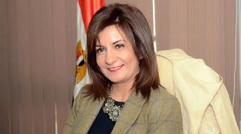 وزيرة الهجرة تتابع قضية المصريين المحتجزين في أوغندا