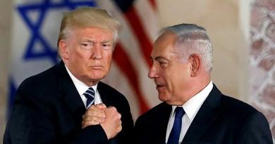 """غدًا ترامب سيوقع على وثيقة بسيادة إسرائيل على """"الجولان"""""""