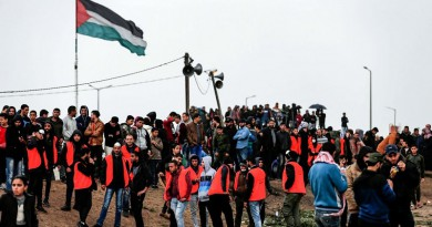 """تحذير لإسرائيل من المساس بمسيرات """"الأرض والعودة"""""""