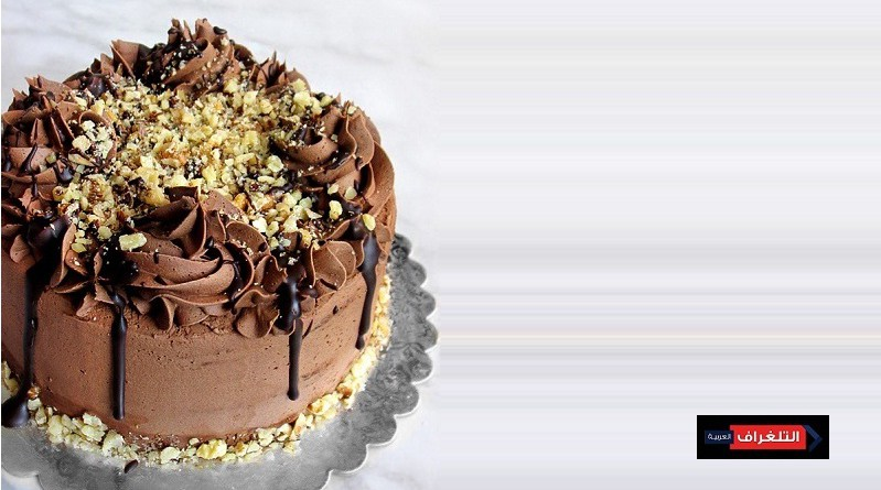 WALNUT CHOCOLATE TRUFFLE CAKE