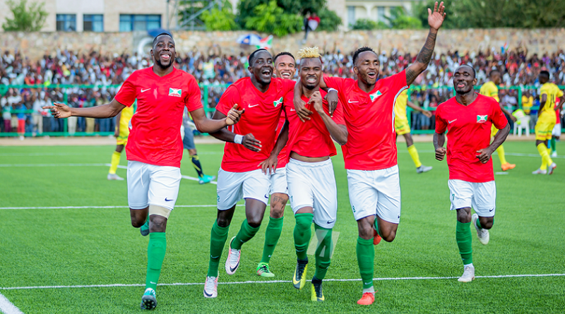 بوروندي تتأهل لنهائيات كأس الأمم الإفريقية لأول مرة في تاريخها