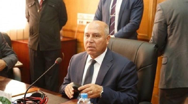 كامل الوزير يقيل نائب رئيس السكك الحديدية بسبب التقصير