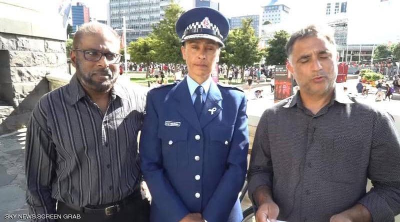 """""""بتحية الإسلام"""".. خطاب من شرطة نيوزيلندا للمسلمين"""