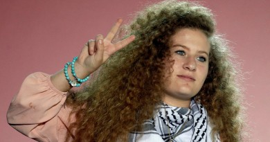 Israeli settlers are victims of occupation just as we are – Palestinian resistance icon Tamimi to RT