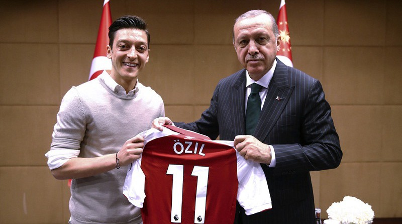 It will disappoint fans: Ozil reignites political row by inviting Turkish pres Erdogan to wedding