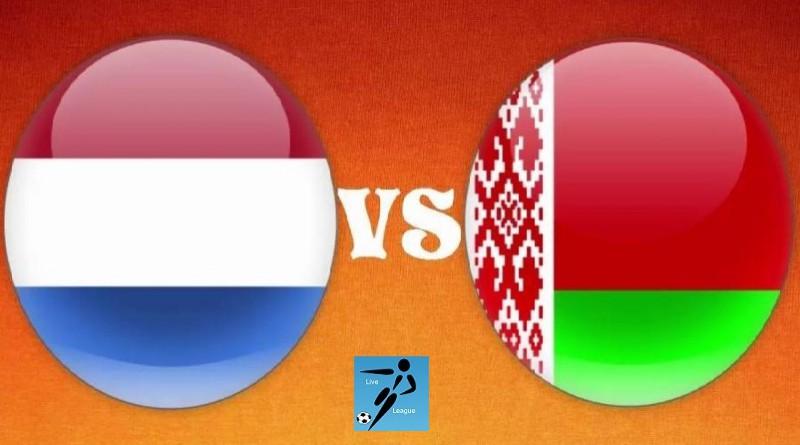 هولندا وروسيا البيضاء التصفيات المؤهلة ليورو 2020