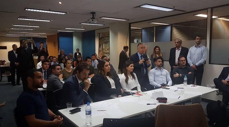 شباب مصر واليونان وقبرص يقدمون مقترحات لتعزيز العلاقات الثلاثية ودعم التعاون