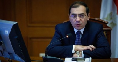 مصر تستهدف الوصول بصادراتها من الغاز الطبيعي إلى ملياري قدم مكعب يوميًا