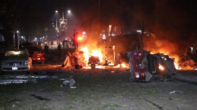 قتال عنيف في وسط مقديشو