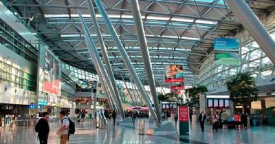 بعد حادث أمني..إعادة فتح مطار دوسلدورف